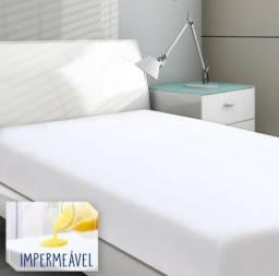 Capa Protetora para colchão Solteiro ipermeável