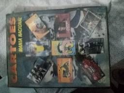 Álbum de cartões