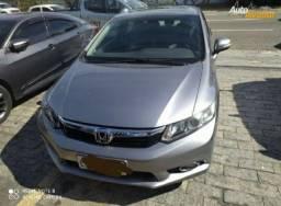 Honda Civic 1.8 EXS AT 2013 / Léo Ramos *