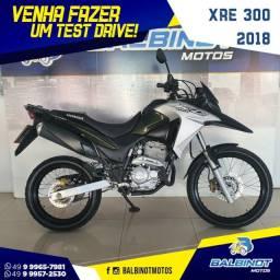 Título do anúncio: XRE 300 2018 Verde