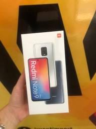 Redmi Note 9 Pro, 6GB + 64GB - Branco