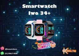 Smartwatch iwo 34+