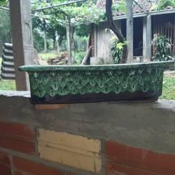 "Vaso de cerâmica ""PETROPOLIS"" para Bonsai"