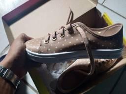 Sapato Moleca N° 36
