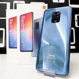 SmartPhone Redmi Note 9s 6/128Gb Novo Lacrado