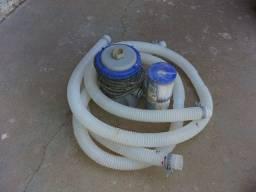 Bomba filtro de piscina
