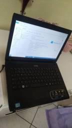 Notebook Core i7 8Gb Ram HD de 1 terabyte