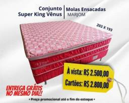 Cama pelmex super king size /