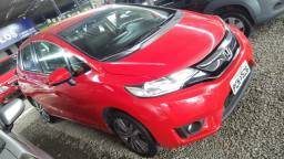 Honda Fit Lx 2016 1.5 Aut Completo