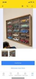 Coleção 15 mini carros relíquia