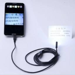 Câmera de inspeção endoscopica sonda carro 2m