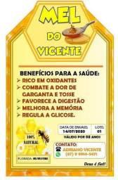 Mel Silvestre deixe sua vida mais saudável use o Mel do Vicente.