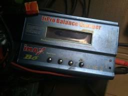 Imax B6 Digital RC Lipo Nimh Bateria Carregador de Equilíbrio
