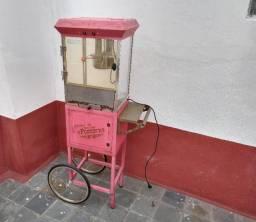 Pipoqueira Elétrica Retro