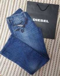 Calça Jeans Feminina Diesel Kycut