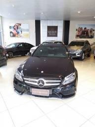 Mercedes-Benz C250 Sport 15/16 2.0 Turbo 211cv aut.<br>Apenas 10.485km