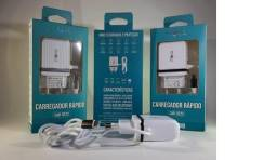 Carregador Micro USB V8 Inova 4.8A Car-5223