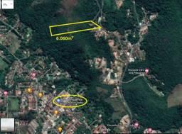 Terreno no Centro de Penedo com 6.060m² em Itatiaia- RJ.