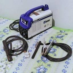 Máquina de Solda Bivolt TIG/Eletrodo Revestido