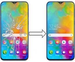Vidro da Tela para Samsung M20 m205 , Mantenha a Originalidade do seu Estimado Celular!