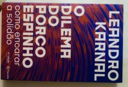 Kit com 3 Livros (Elon Musk, Leandro Karnal e Kotler)