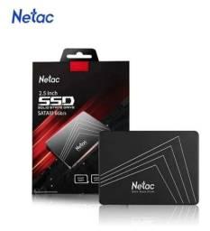 SSD 120GB Netac (Metal) Produto novo!