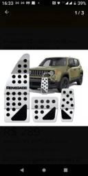 Pedaleiras esportivas jeep renegate