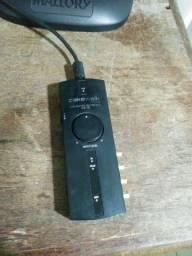 Interface de áudio Roland CAKEWALLK UA-1G