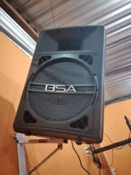 Caixa de som BSA