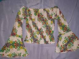 Blusas/vestido/crooped