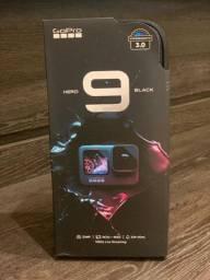 GoPro Hero 9 pronta entrega nova lacrada Go Pro 9