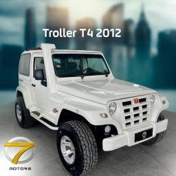 Troller T4 3.0 TDI 2012