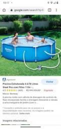 Kit de filtros de piscina de plástico