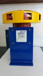 Sirene trifásica eletromecânica 128 db 220/380/440V, 3/4 ou 1CV