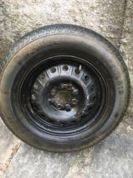 Roda aro 13 Fiat