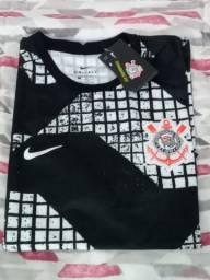 Camisa do Corinthians 2021