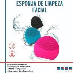 Escova facial Tipo Foreo - Promoção Imperdível!!!!