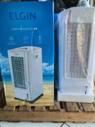 Climatizador de Ar elgin 7,5 Litros Controle Remoto 110v-220v (novo)