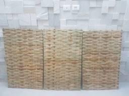 Forro de bambú