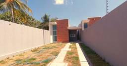 Casas Planas Novas, 6 X 36, Fachada 3D, 89m2, 3 Qtos, 3 Vagas e Jardim Gramado
