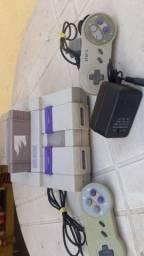 Super Nintendo Completinho