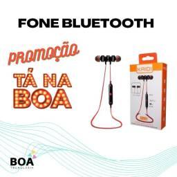 Fone de ouvido Bluetooth - Promoção!