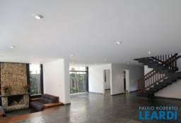 Casa para alugar com 4 dormitórios em Jardim paulistano, São paulo cod:639818