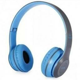 Novo fone Bluetooth f-47 para quem busca qualidade sonora e conforto