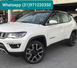 Jeep Compass 2.0 Limited Diesel 4x4 Automático 2020/2021