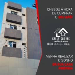 Título do anúncio: Apartamento no Bessa à 300 metros da praia