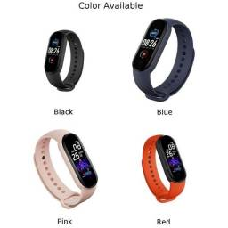 Smartwatch Pulseira Inteligente Mi Band M5