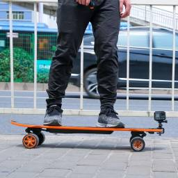 Suporte GoPro Câmeras de Ação Para Skate ENTREGA GRÁTIS