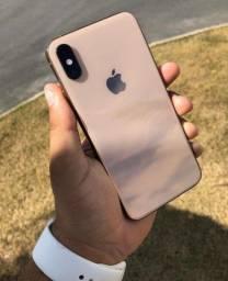 iPhone XS Gold 12X SEM JUROS NOS CARTÕES