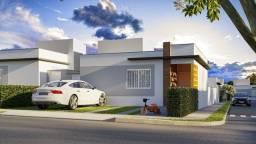 Casa Condomínio Fechado, Lançamento, 2 quartos 1 suíte 2 vagas de Garagem, espaço gourmet